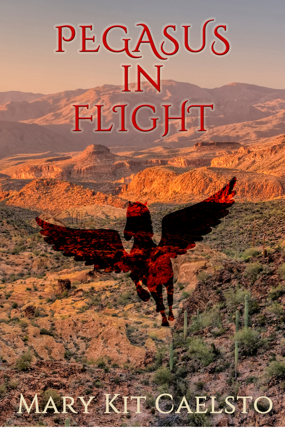 Book Cover: Pegasus In Flight
