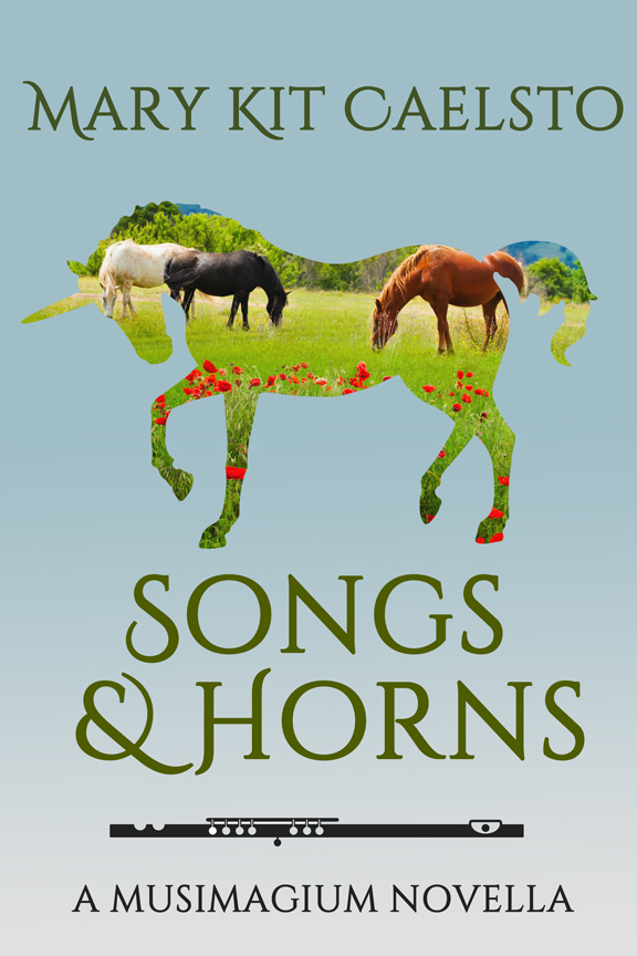 Book Cover: Songs & Horns