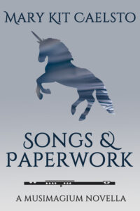 Book Cover: Songs & Paperwork