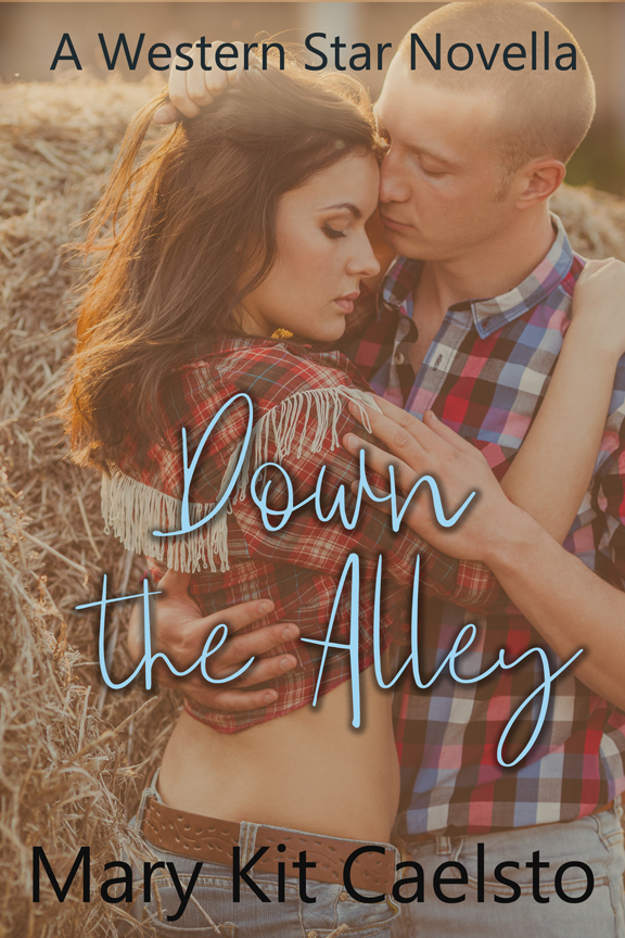 Book Cover: Down The Alley