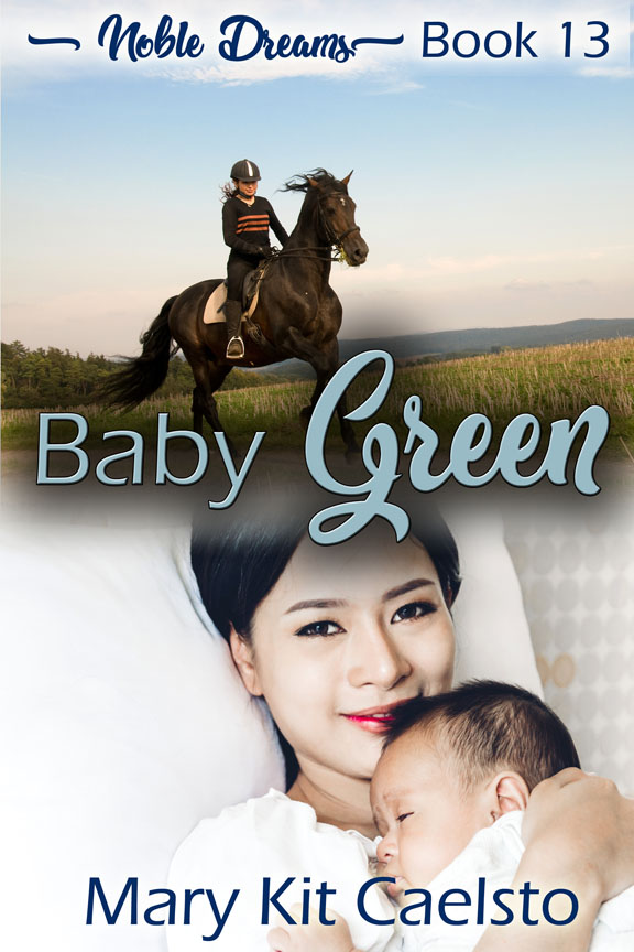 Book Cover: Baby Green