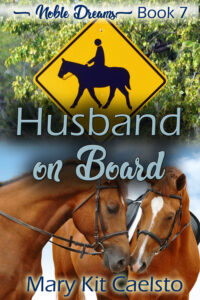 Book Cover: Husband on Board (Noble Dreams Book 7)