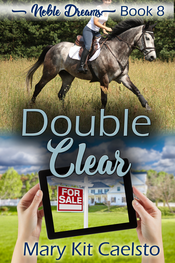 Book Cover: Double Clear (Noble Dreams Book 8)