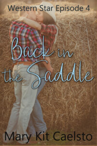 Book Cover: Back In The Saddle